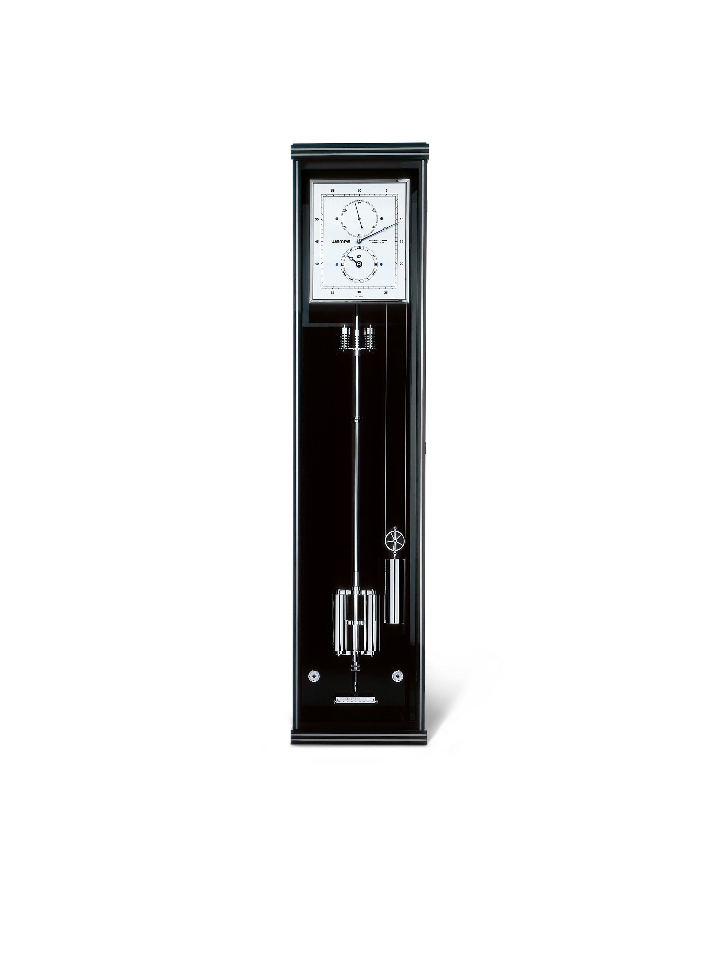 Chronometerwerke Seconds Precision Pendulum Clock