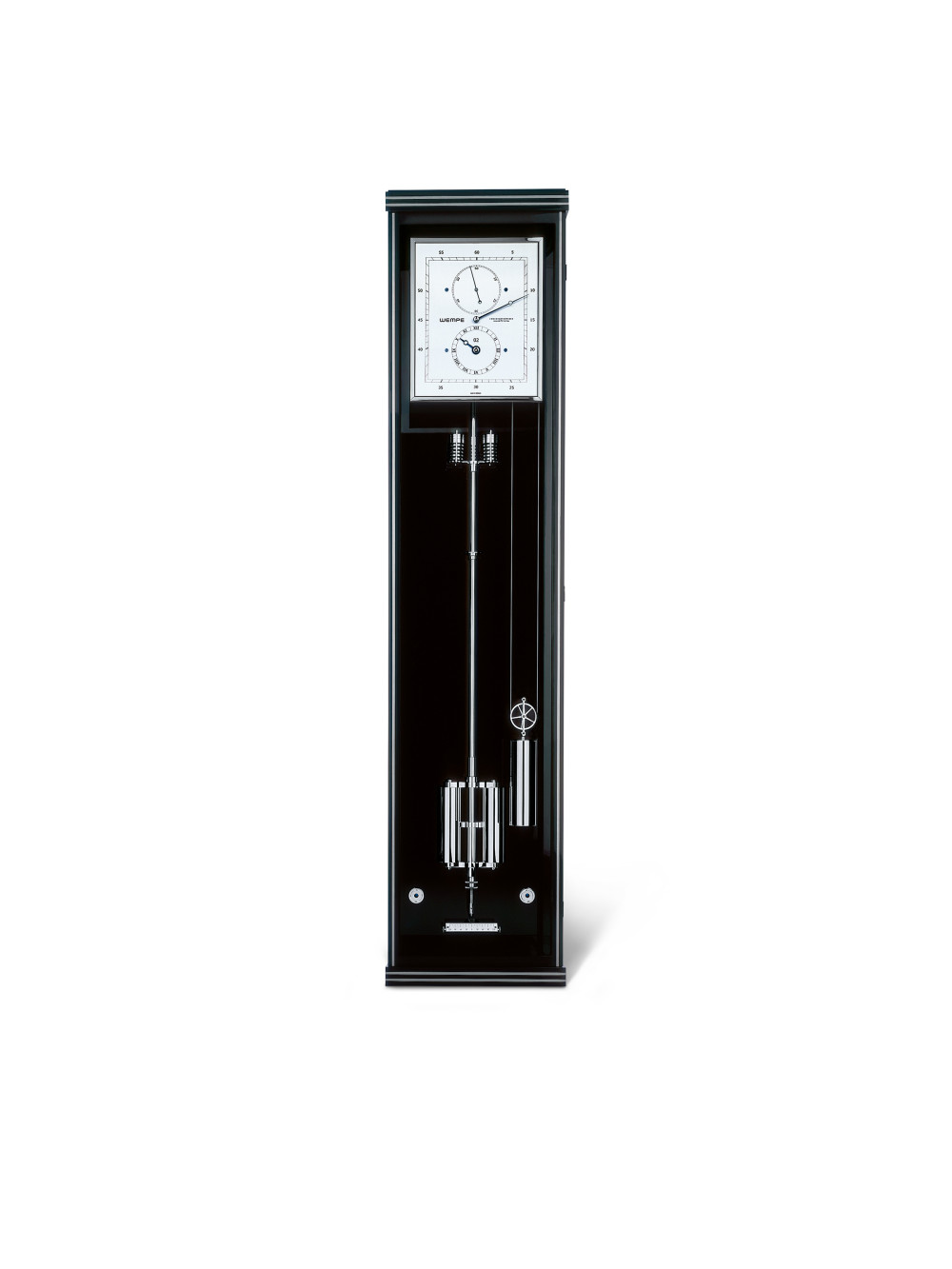 Chronometerwerke Präzisionspendeluhr 01