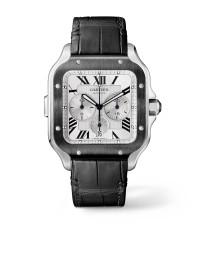 Santos de Cartier Chronograph - XL Modell 02