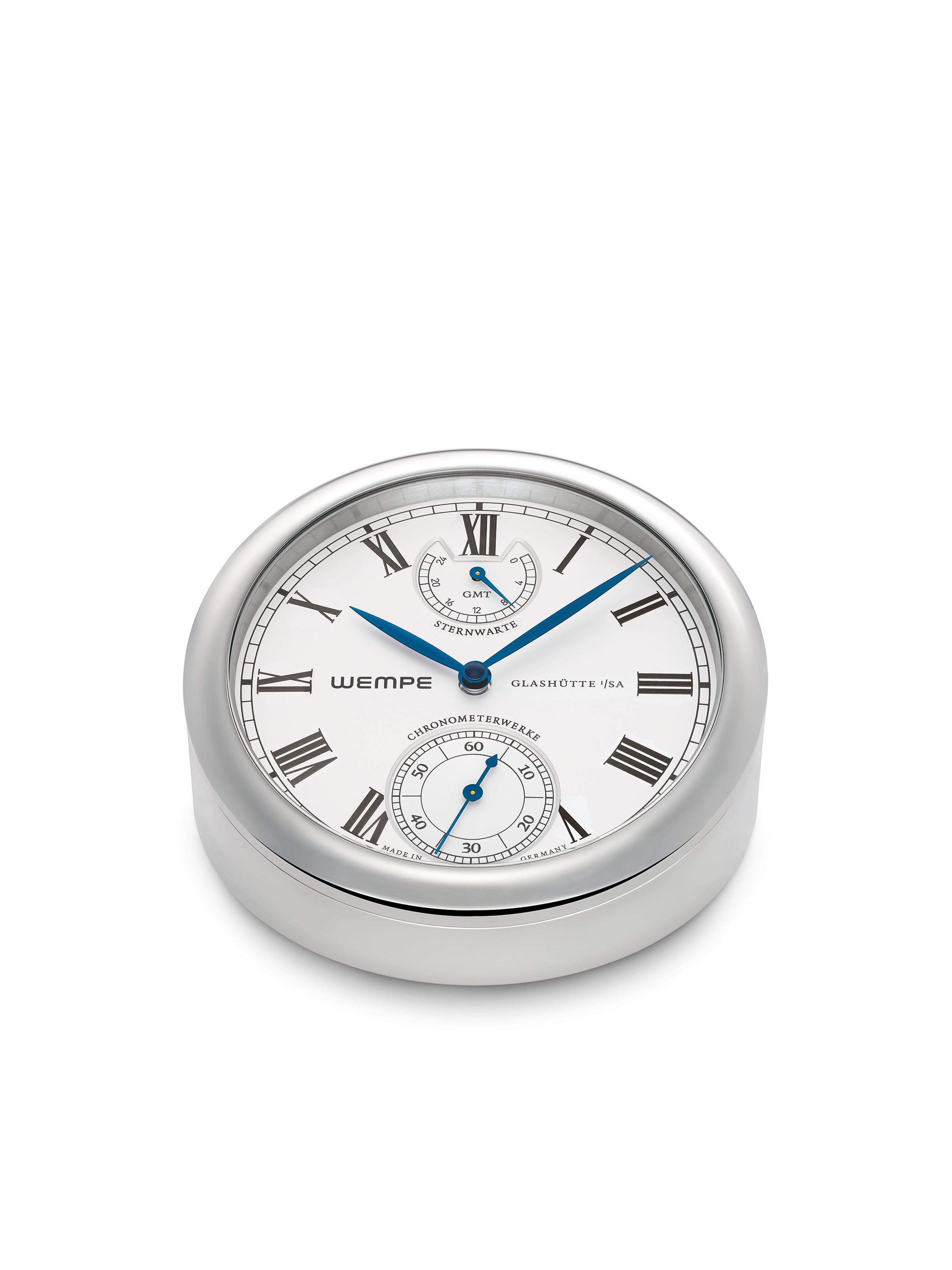 Chronometerwerke Table Clock
