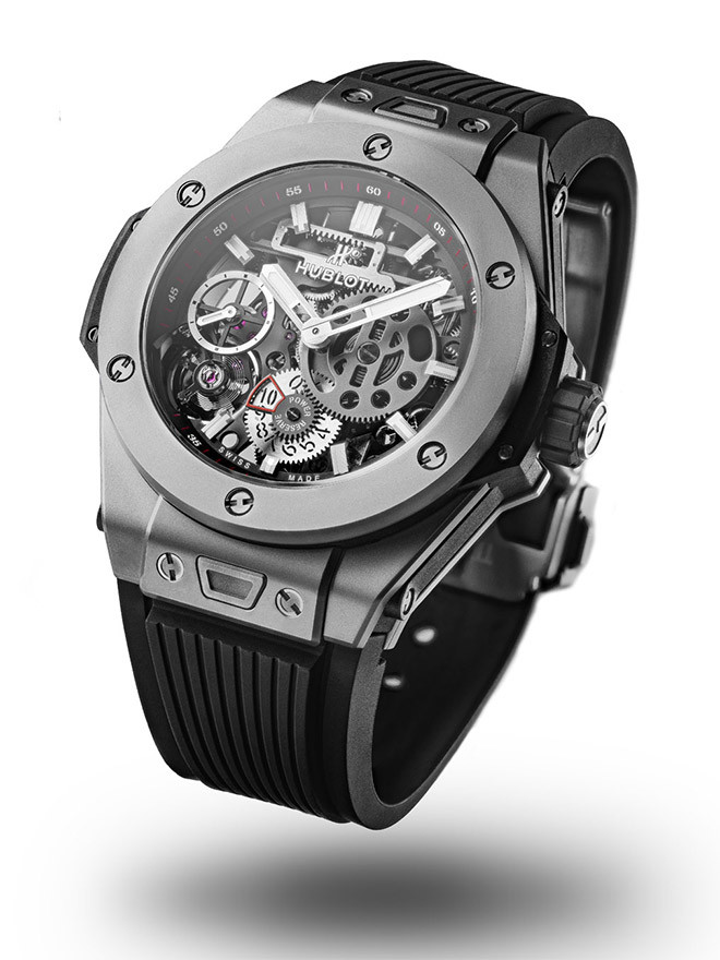 Hublot – the statement against understatement. <br> Show the world that you are a doer.