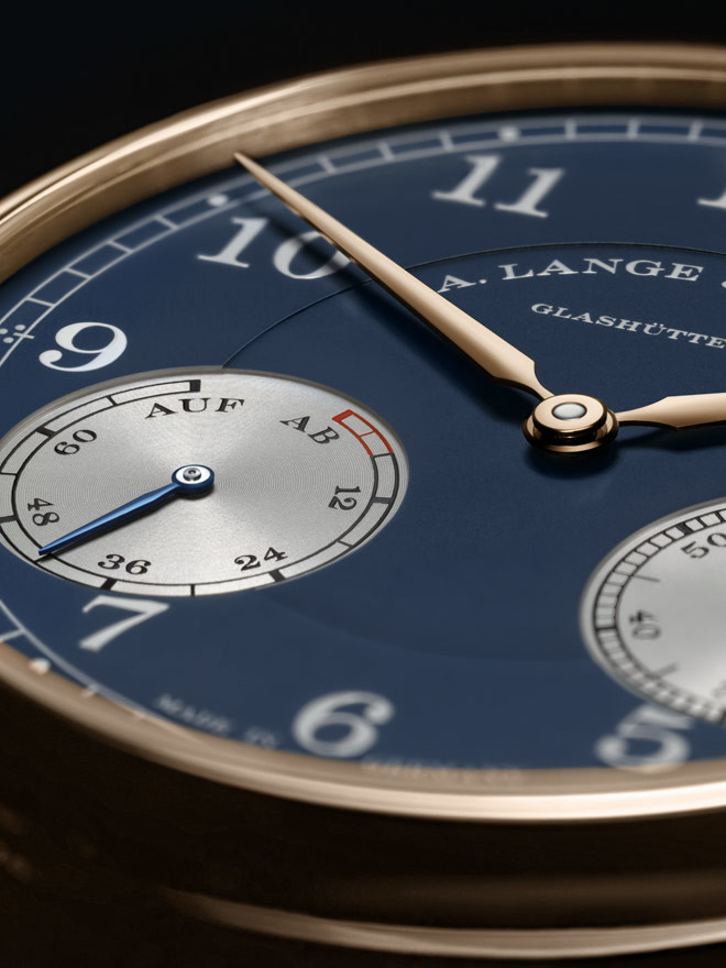 A. Lange & Söhne and <br />the pursuit of perfection