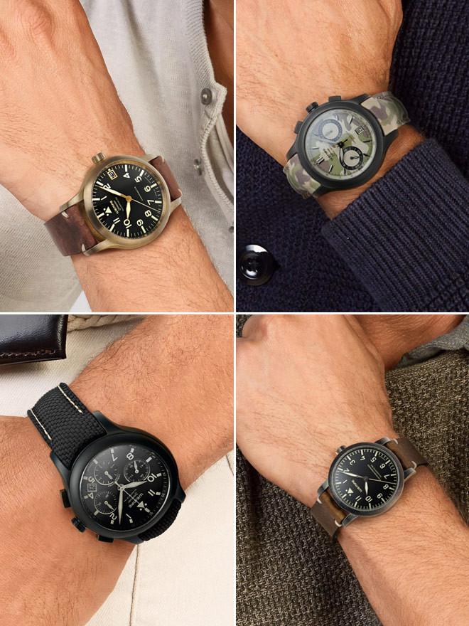 Unsere Neuheiten 2019<br> Streng limitierte Zeitmesser in außergewöhnlichen Designs und Materialien. Uhren für echte Individualisten.