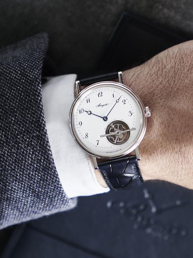 Breguet - Seit 1775 Maßstab im Bereich der Haute Horlogerie