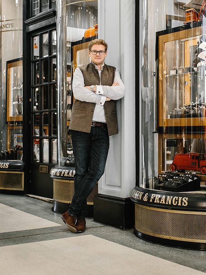 Deakin & Francis –<br>alles über die britische Manufaktur