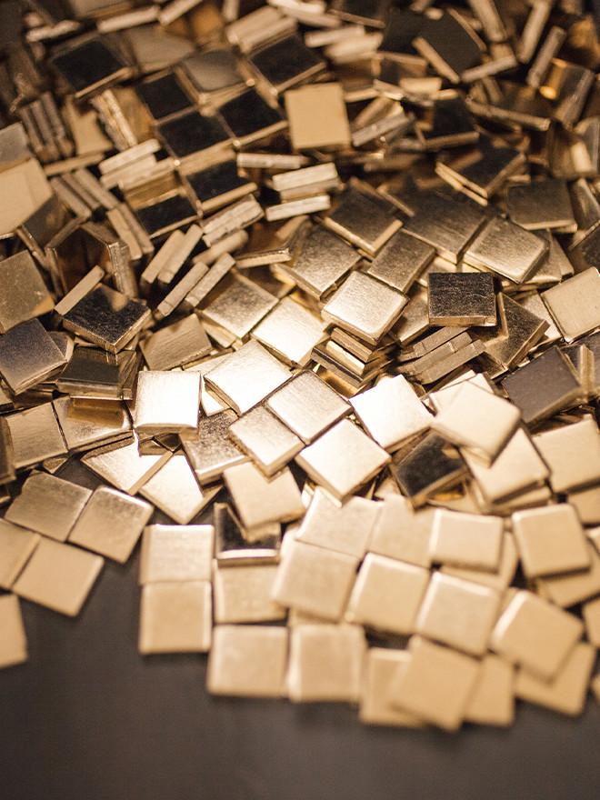 Mythos Gold<br>Gold fasziniert uns wie kein anderes Edelmetall.