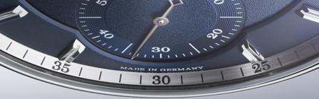 Der sportlich-eleganter Zeitmesser von A. Lange & Söhne