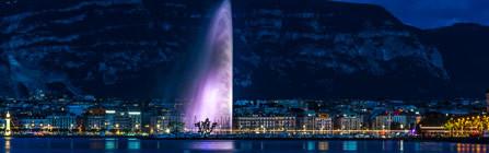Uhrenhauptstadt Genf
