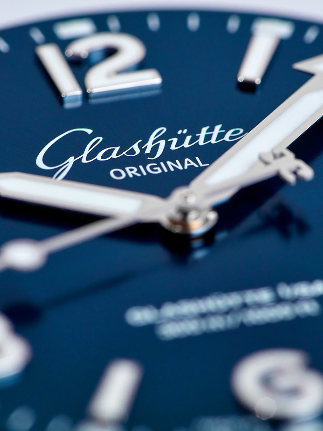 Glashütte Original – Ein deutsches Original