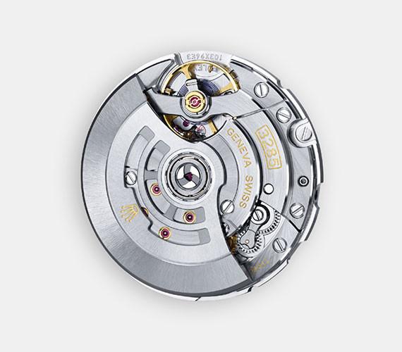 Kaliber einer Rolex GMT-Master II