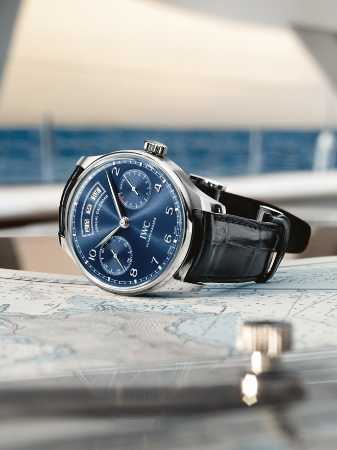 The home of icons – dive into <br />the world of IWC Schaffhausen