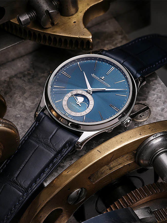 Jaeger LeCoultre – the art of precision