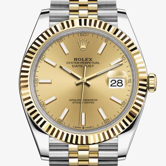 Rolex Datejust - 12.350,00€