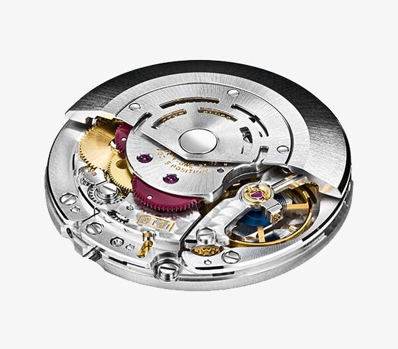 Kaliber einer Rolex Milgauss