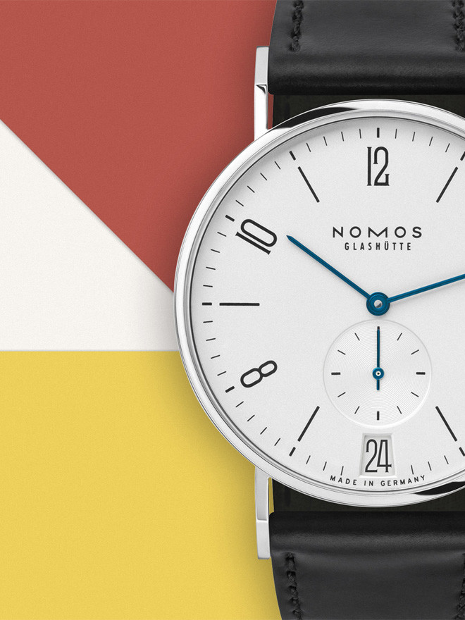 Fascinated by functionality – dive into <br />the world of Nomos Glashütte