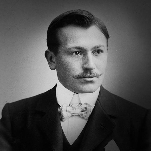 Hans Wilsdorf - Gründer von Montres ROLEX S.A.