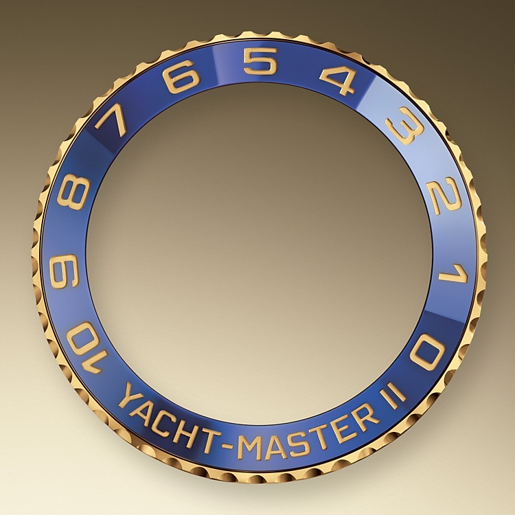 Rolex achieved perfection when it turned its attention to redefining the purpose and functionality of the bezel. Typically, a bezel operates independently from the internal mechanism; however, the Ring Command bezel in the Yacht-Master II regatta chronograph operates in conjunction with it.