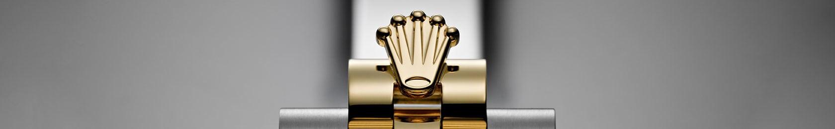 Rolex Krone am Verschluss