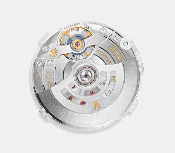 Rolex Sea Dweller Kaliber 3235