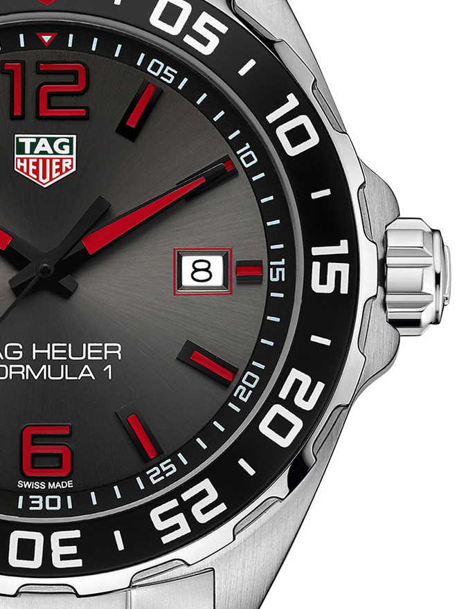 Performance is the only thing <br />that counts – dive into the world <br />of TAG Heuer