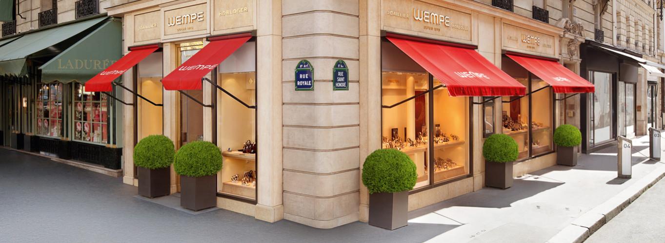 Paris - Rue Royale