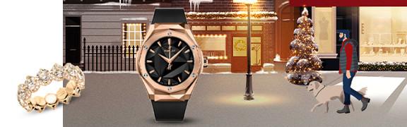 Limitierte Uhren und Unikate, so besonders wie Ihre Liebsten